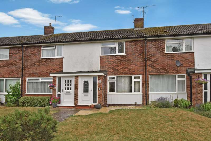 2 Bedrooms Terraced House for sale in Green Close, Didcot