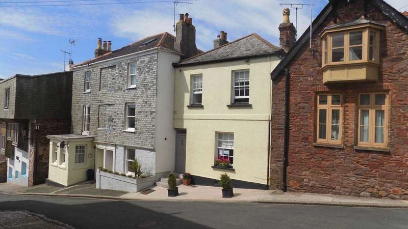 2 Bedrooms Terraced House for sale in The Green, Kingsand