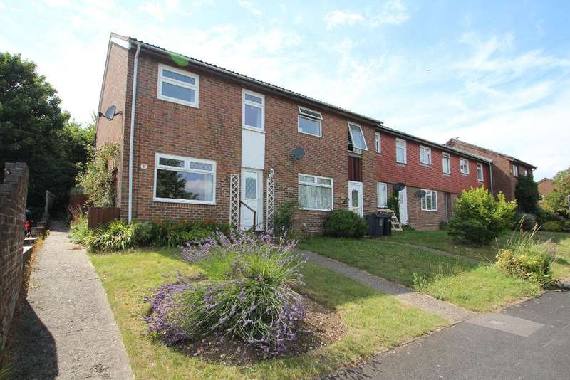 3 Bedrooms End Of Terrace House for sale in Sheepbell Close, Portslade, East Sussex, BN41 2GX