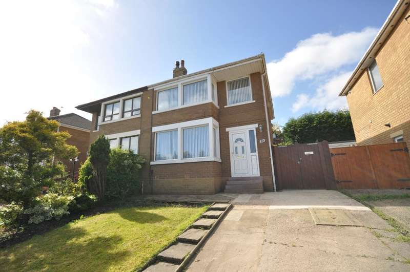 3 Bedrooms Semi Detached House for sale in Hillside Avenue, Kirkham, Preston, Lancashire, PR4 2YR