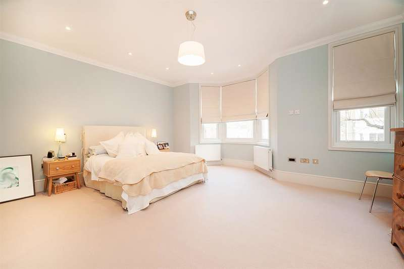 6 Bedrooms House for sale in Hemstal Road, West Hampstead, London, NW6 2AD