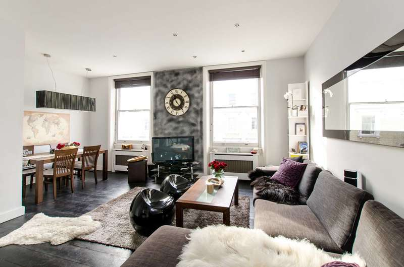 1 Bedroom Flat for sale in Harcourt Terrace, Chelsea, SW10