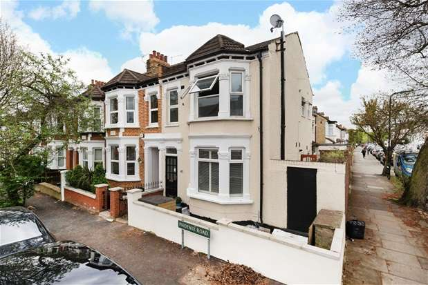 2 Bedrooms Maisonette Flat for sale in Phoenix Road, Penge