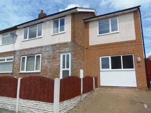 1 Bedroom House Share for rent in Fredrick Street, Rotherham