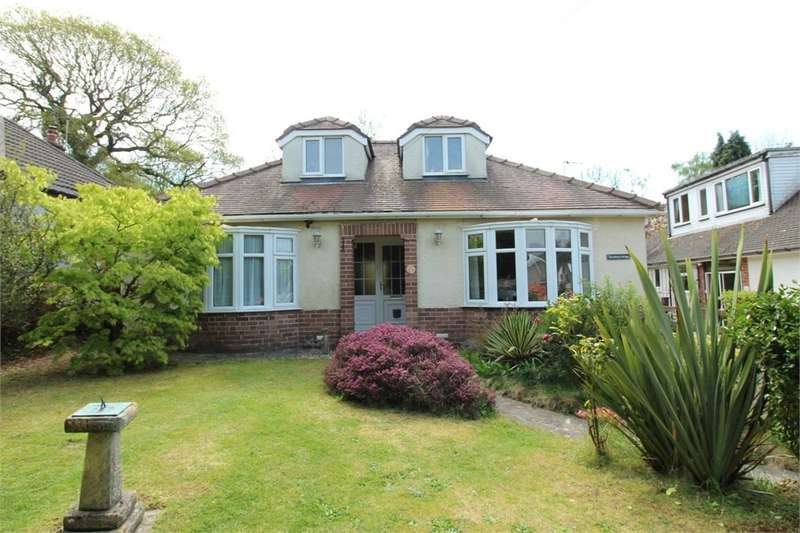 4 Bedrooms Detached Bungalow for sale in Caerphilly Close, Rhiwderin, Newport, NP10