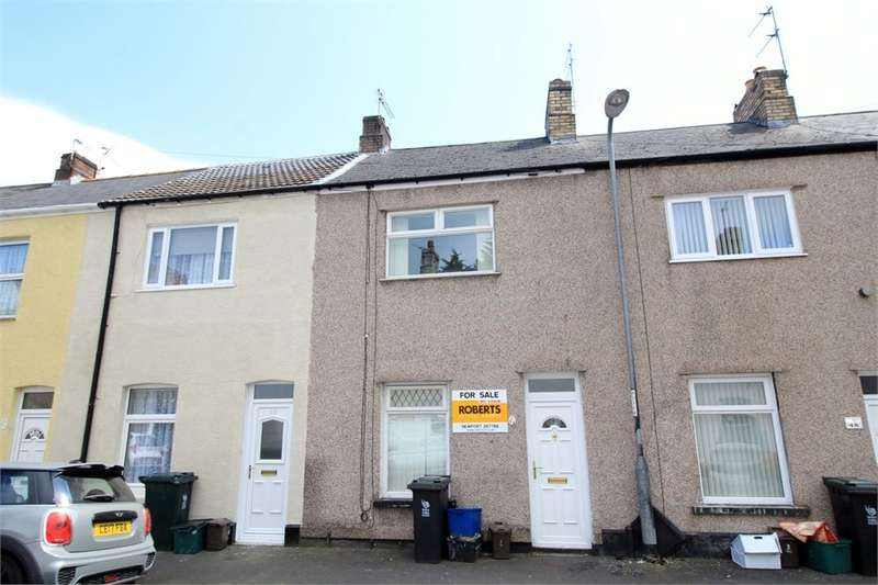 2 Bedrooms Terraced House for sale in Bristol Street, Newport, NP19