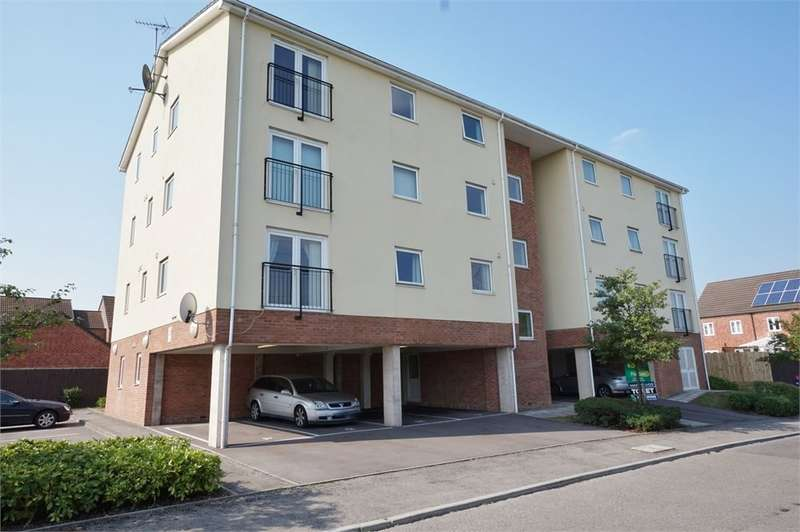 1 Bedroom Apartment Flat for sale in Liberty Grove, NEWPORT, NP19
