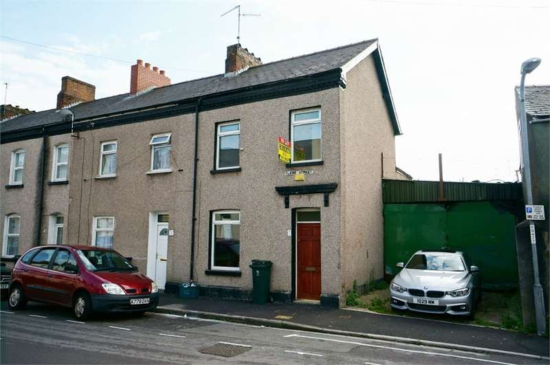 2 Bedrooms End Of Terrace House for sale in Glebe Street, Newport, NP19