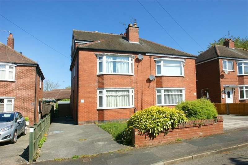 4 Bedrooms Semi Detached House for sale in Westfield Drive, YORK, YO10