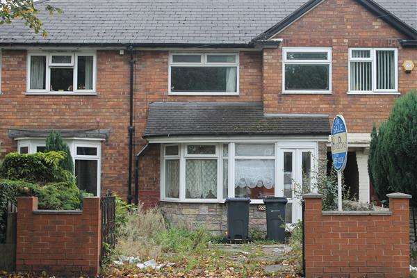 3 Bedrooms Terraced House for sale in Kings Road, Kingstanding, Birmingham