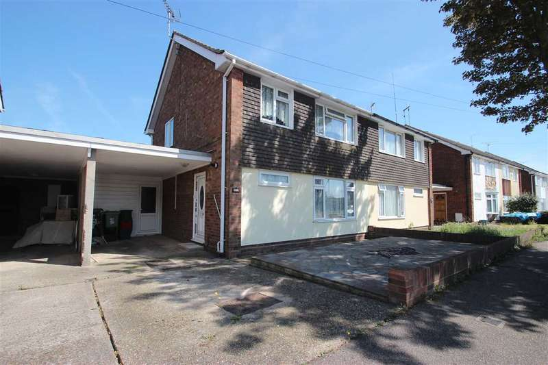 4 Bedrooms Semi Detached House for sale in Dedham Avenue, Clacton-On-Sea