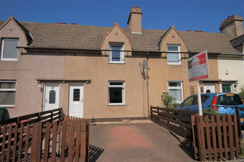 2 Bedrooms Terraced House for sale in Norval Place, Rosyth