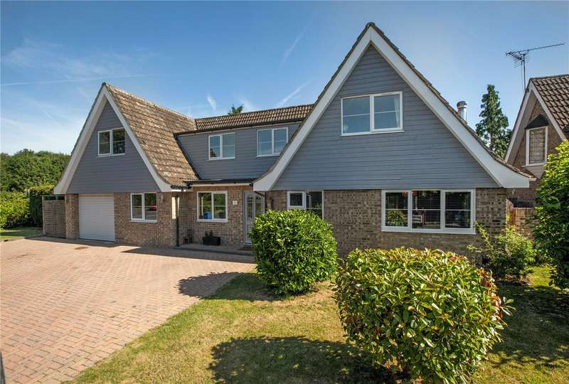 5 Bedrooms Detached House for sale in Ashley Park, Maidenhead, Berkshire, SL6