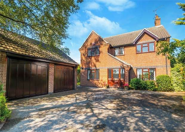 4 Bedrooms Detached House for sale in Diamond Avenue, Kirkby-in-Ashfield, Nottingham