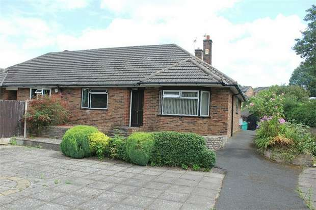 2 Bedrooms Semi Detached Bungalow for sale in Red Lees, Telford, Shropshire