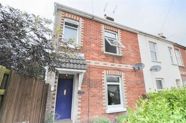 3 Bedrooms End Of Terrace House for sale in Station Terrace, WIMBORNE, Dorset