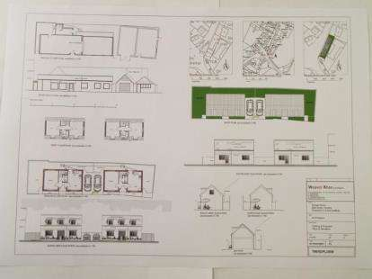 Land Commercial for sale in Plot 1, Twyford, Buckingham