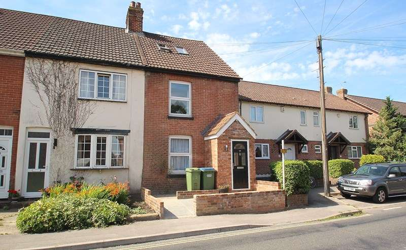 4 Bedrooms End Of Terrace House for sale in Funtley Road, Fareham