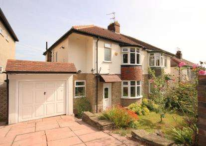 4 Bedrooms Semi Detached House for sale in Carter Knowle Road, Sheffield, South Yorkshire