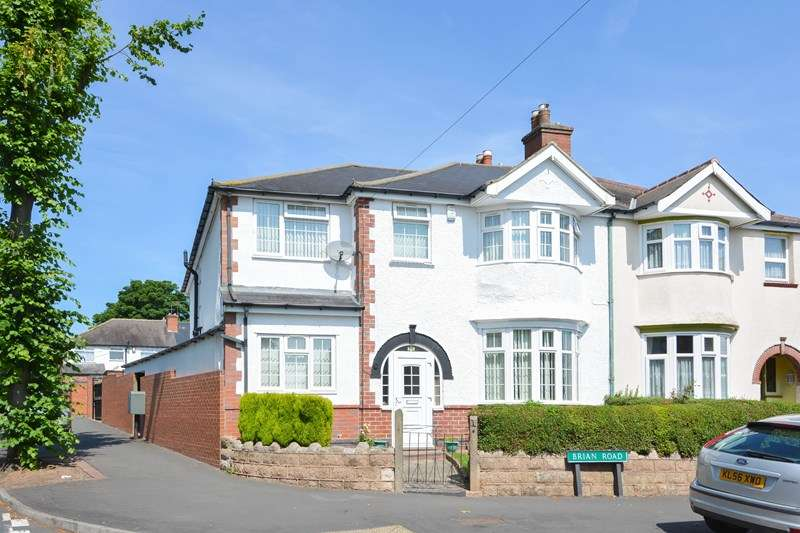 5 Bedrooms Semi Detached House for sale in Brian Road, Smethwick