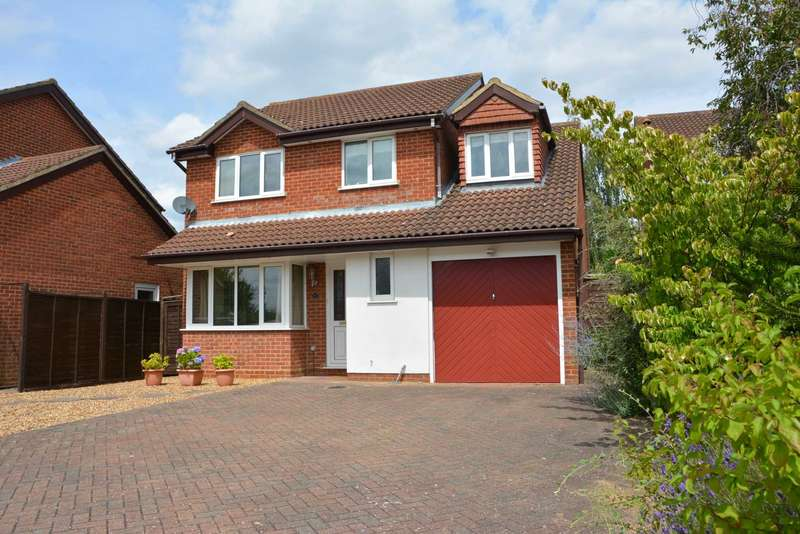 5 Bedrooms Detached House for sale in Tiffany Gardens, East Hunsbury
