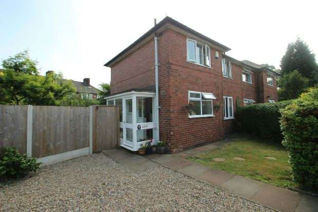 3 Bedrooms Semi Detached House for sale in Daine Avenue, Manchester