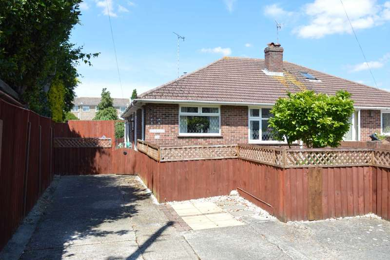 2 Bedrooms Semi Detached Bungalow for sale in Dunkeld Road, Elson