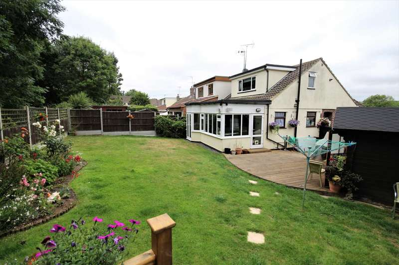 3 Bedrooms Semi Detached House for sale in Beverley Rise, Billericay