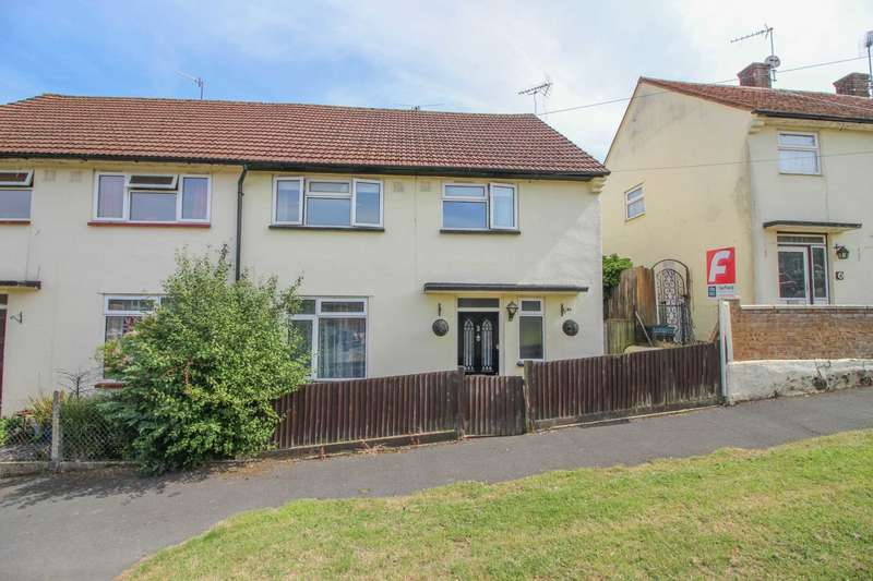 3 Bedrooms Semi Detached House for sale in Brampton Road, South Oxhey