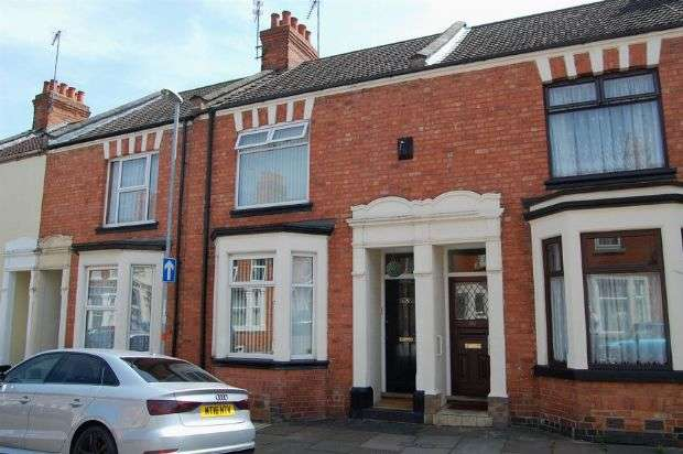 2 Bedrooms Terraced House for sale in Ashburnham Road, Abington, Northampton NN1 4RA