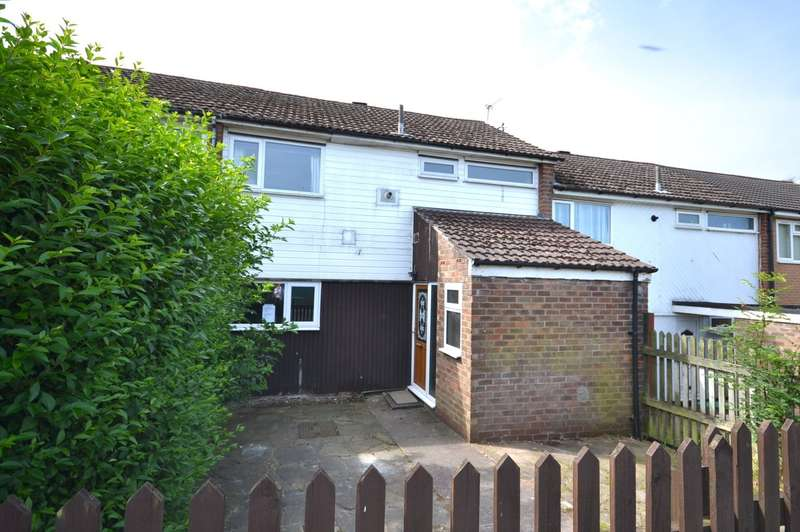 3 Bedrooms Terraced House for sale in Stafford Close, Macclesfield