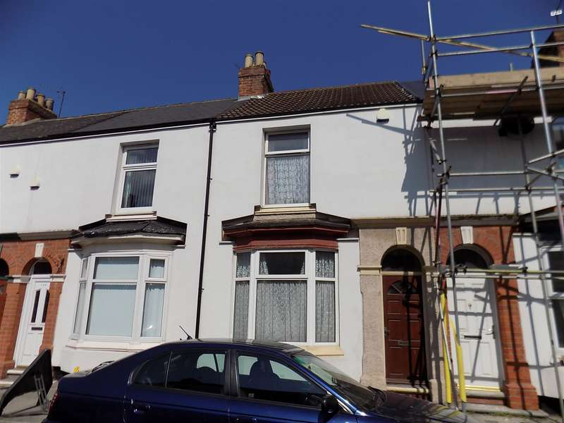 3 Bedrooms Terraced House for sale in Princes Road, Middlesbrough, TS1 4BW