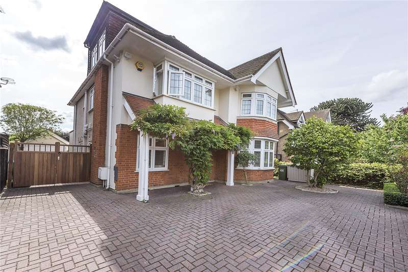 5 Bedrooms Detached House for sale in Pensford Avenue, Kew, TW9