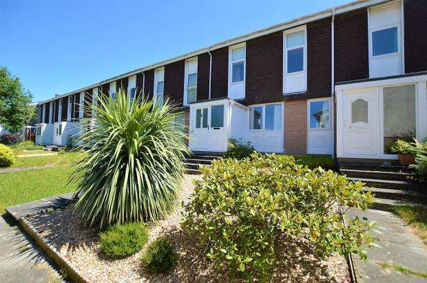 2 Bedrooms Terraced House for sale in Westfield, Plymouth, Devon