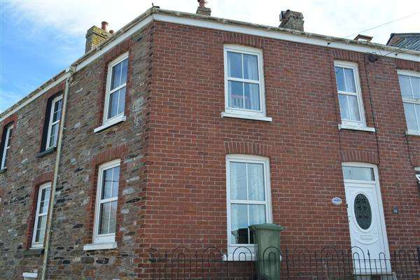 3 Bedrooms Terraced House for sale in Mevagissey, Cornwall, PL26