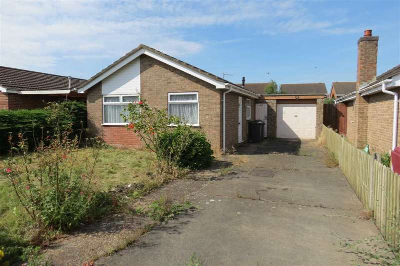 2 Bedrooms Detached Bungalow for sale in York Road, Sleaford