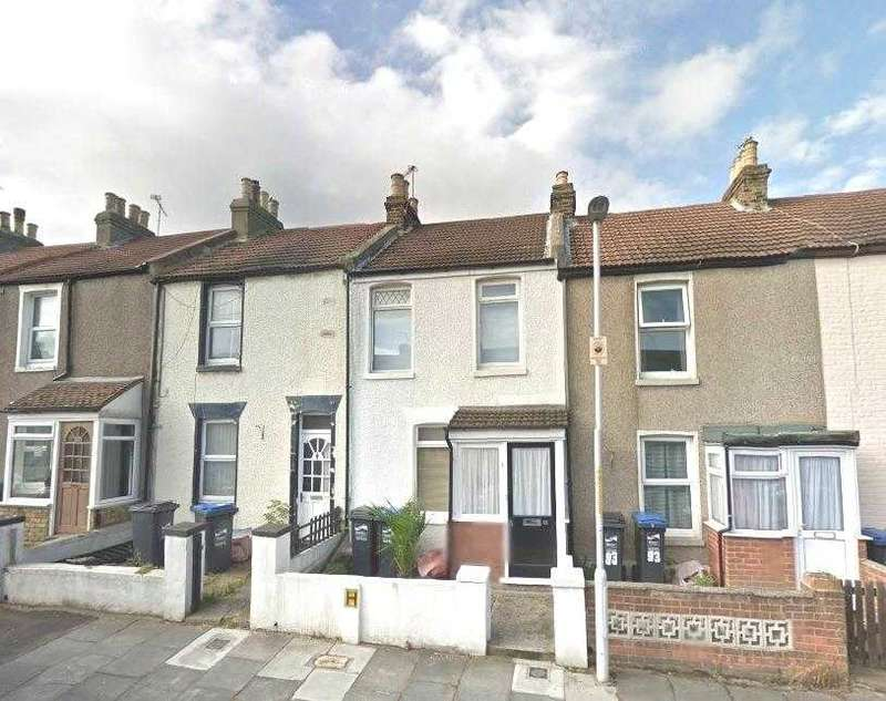 2 Bedrooms Terraced House for sale in Milton Avenue, Margate