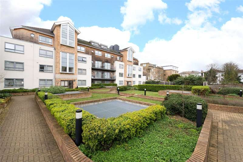 2 Bedrooms Apartment Flat for sale in Russell House, 58 Sydenham Road, Croydon