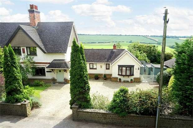 3 Bedrooms Semi Detached House for sale in Harborough Road, Dingley, MARKET HARBOROUGH