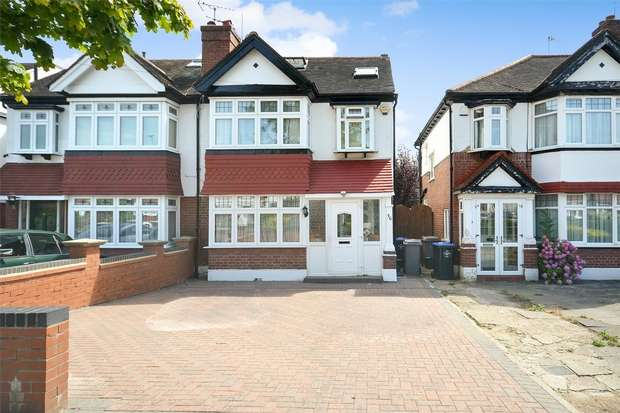 5 Bedrooms Semi Detached House for sale in Spencer Road, WEMBLEY, Middlesex