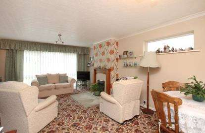2 Bedrooms Bungalow for sale in Romney Drive, Dronfield, Derbyshire