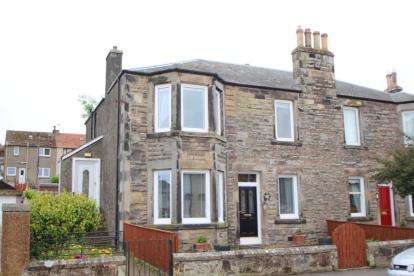 2 Bedrooms Flat for sale in Broomhill Avenue, Burntisland