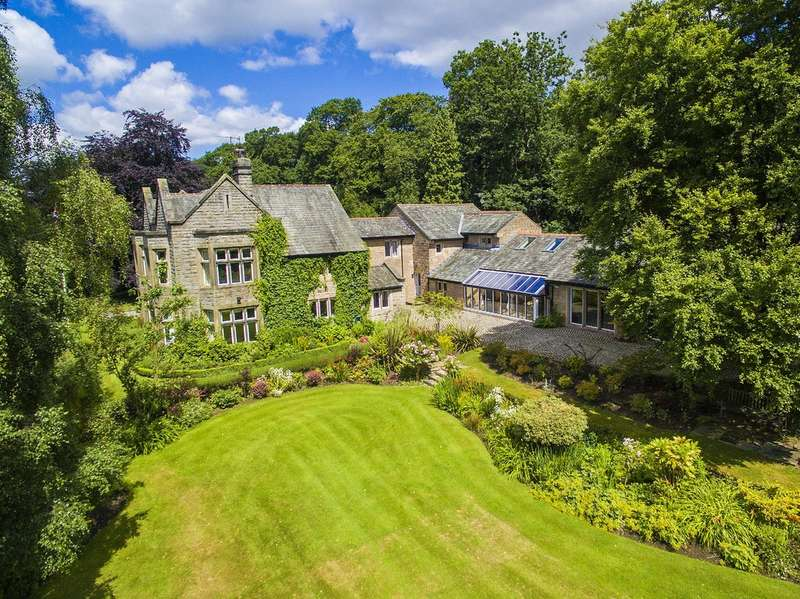 7 Bedrooms House for sale in The Manor House, Froggatt Edge, Calver, Hope Valley, S32 3ZB.