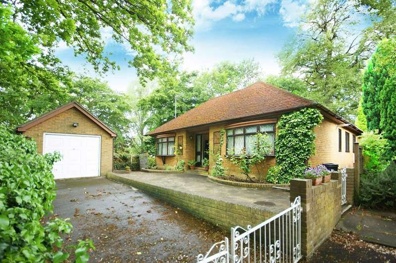 4 Bedrooms Detached Bungalow for sale in Field End Road, Pinner