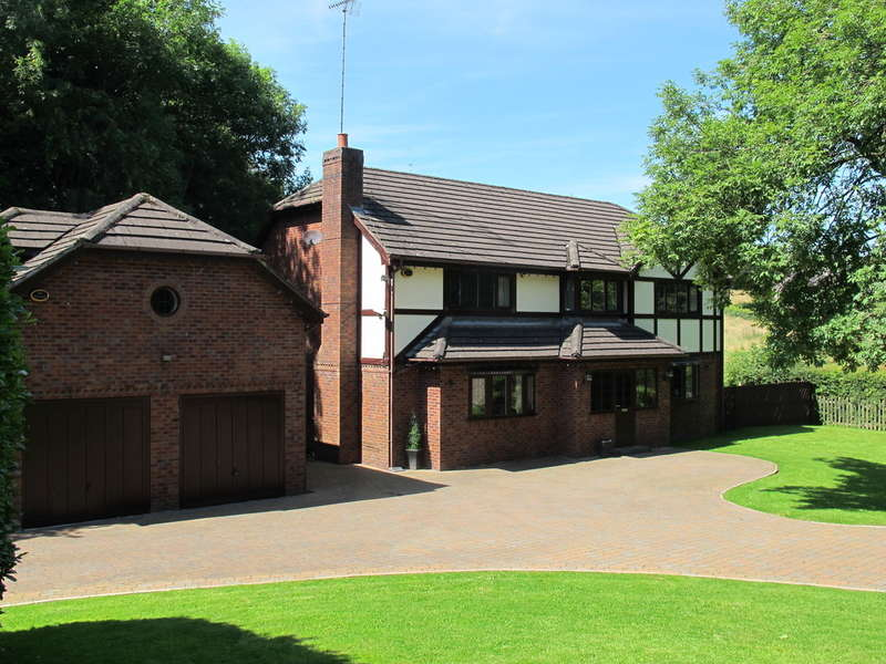 4 Bedrooms Detached House for sale in The Laurels, Holden Fold Lane, Royton