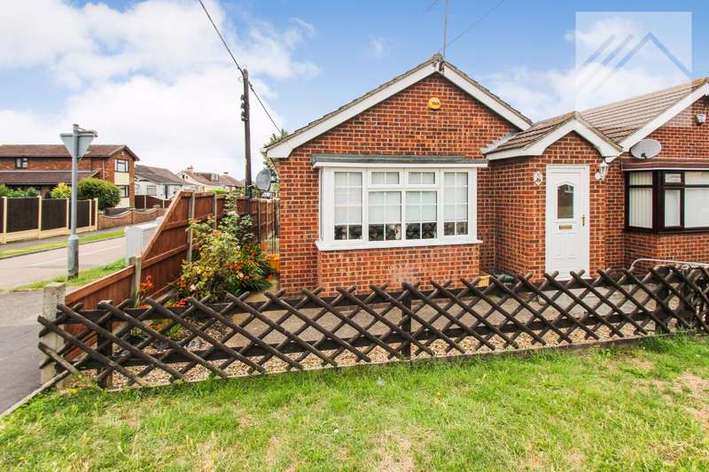 1 Bedroom Bungalow for sale in Craven Avenue, Canvey Island - NO ONWARD CHAIN