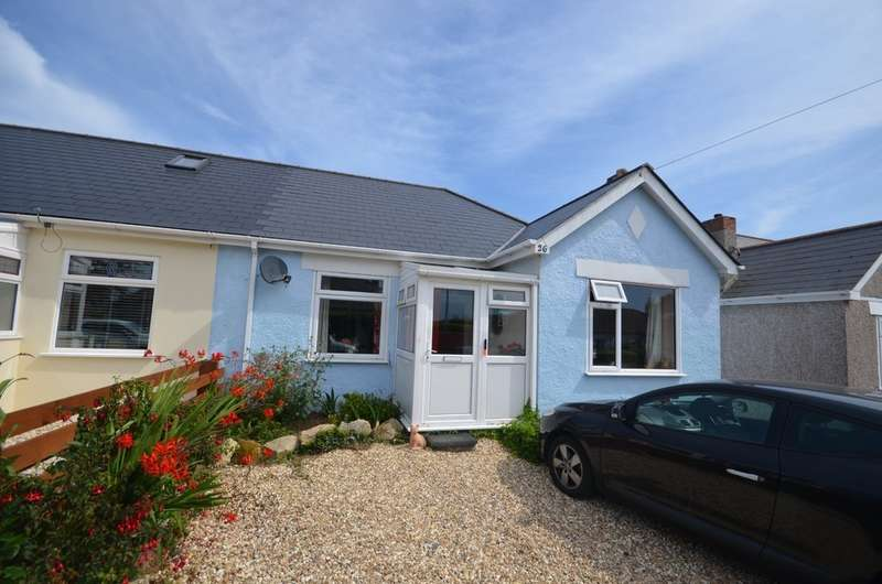 3 Bedrooms Terraced Bungalow for sale in Tresawls Avenue, Truro