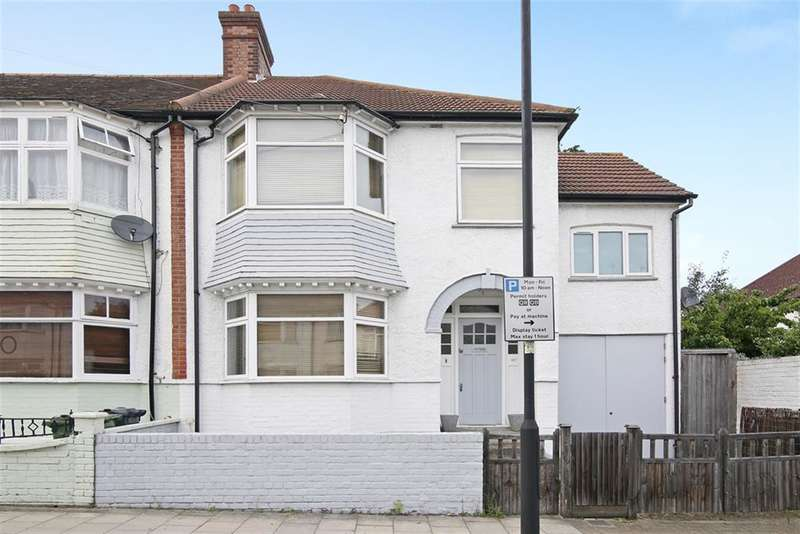 4 Bedrooms Semi Detached House for sale in Claverdale Road, London, SW2 2DH