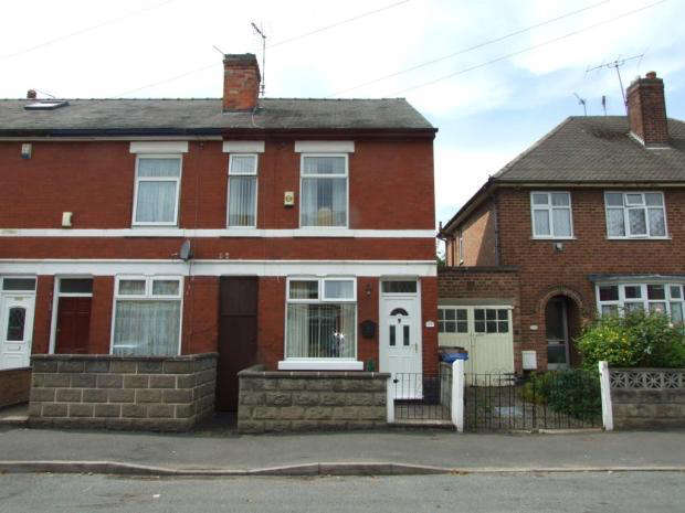 3 Bedrooms Terraced House for sale in Lewis Street, Derby, DE23