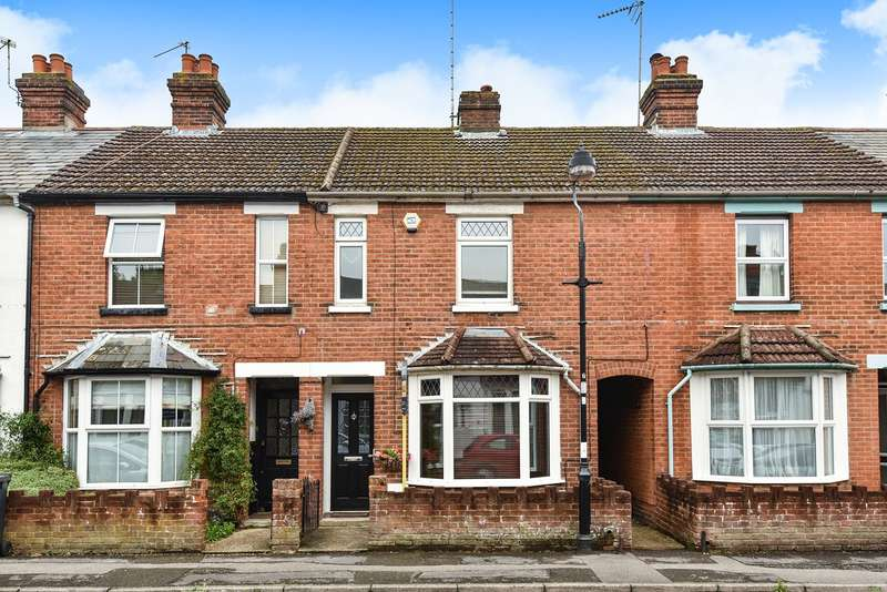 3 Bedrooms Terraced House for sale in George Street, Brookvale, Basingstoke, RG21